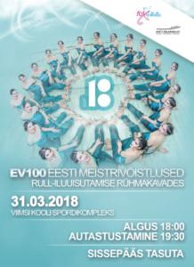 EV100 rühmakavade Eesti mv 31.03.2018